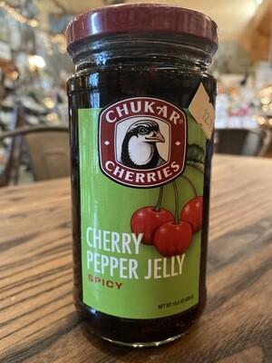 Chukar Cherries - Cherry Pepper Jelly (spicy)