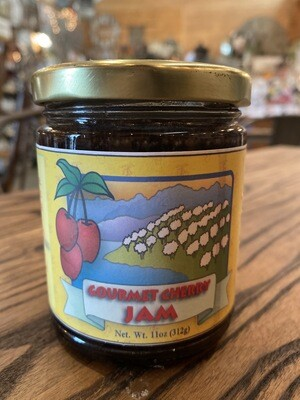 Gourmet Cherry Jam