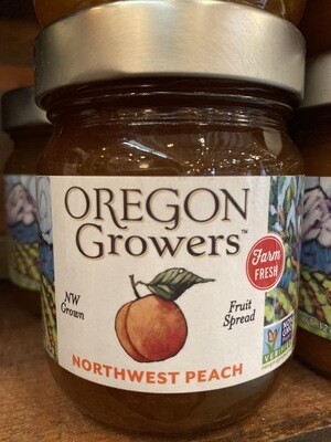 Oregon Growers - Northwest Peach
