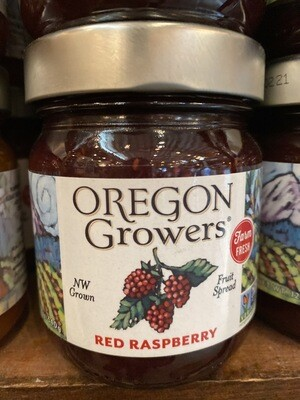Oregon Growers - Raspberry Spread