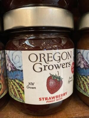 Oregon Growers - Strawberry Spread