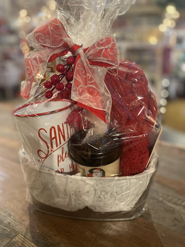 Medium Holiday Gift Basket
