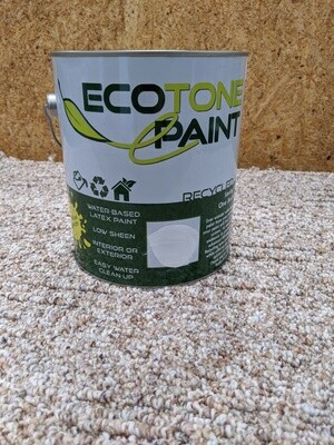 EcoTone WH - 1 Gallon White Paint