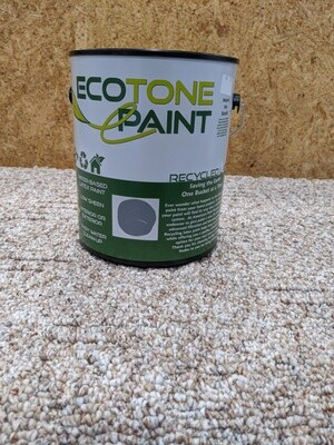 EcoTone IN - 1 Gallon INDUSTRIAL GREY Paint