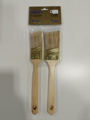 PAINT BRUSH SET-- 2PC 1-1/2