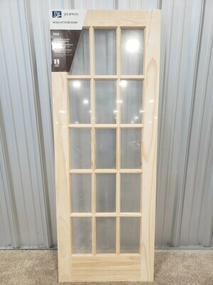 Pine Interior Door #1202