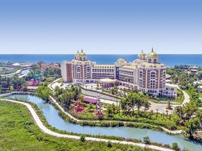 Delphin BE Grand Resort (Antalya)