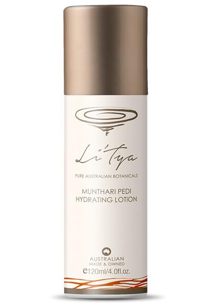 Li'tya - Munthari Pedi Hydrating Lotion