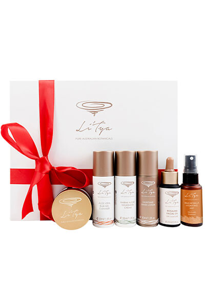 Li'tya Xmas - Facial Gift Set Mature/Dry