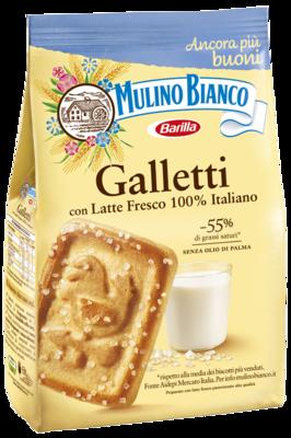 Sausainiai Galletti ,,Mulino Bianco
