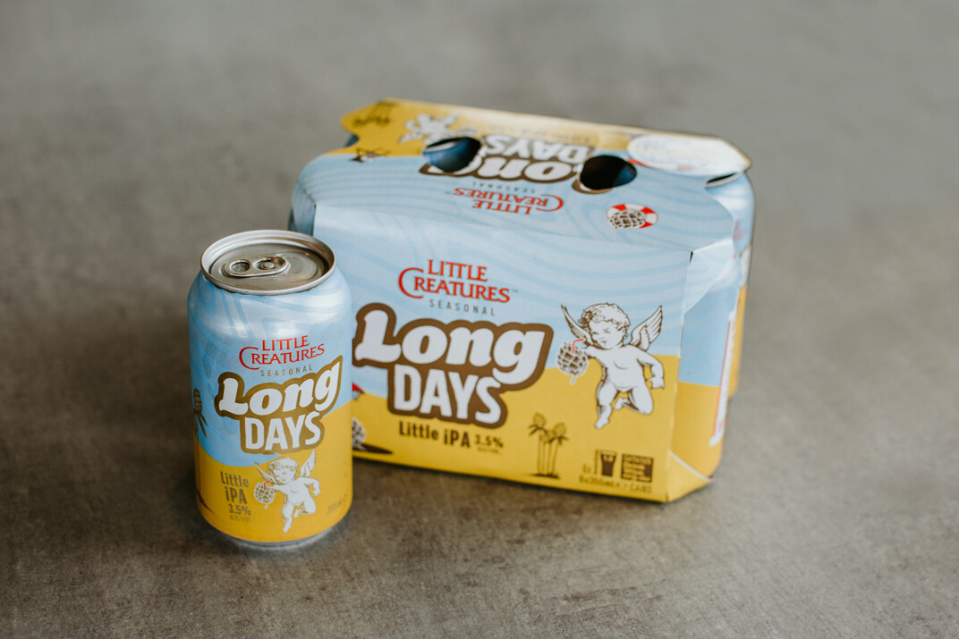 Little Creatures Long Days IPA 3.5%