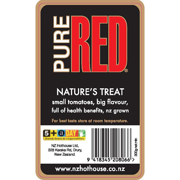 Pure Red Truss 300g