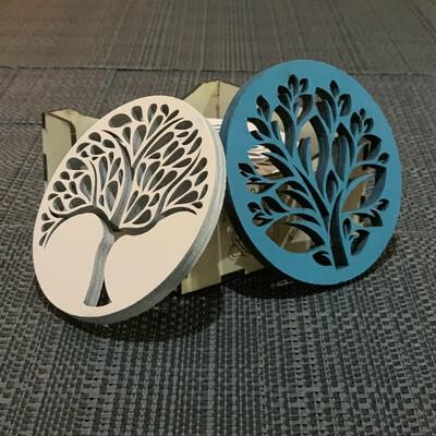 "Coasters ""Tree Of Life"""