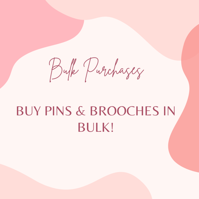 Calabash Pins | Bulk Purchases