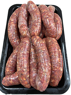 Italian Sausages (thick) - Per Kg