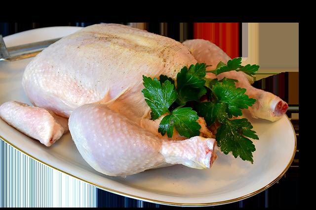 Free Range Whole Chicken - Per Kg