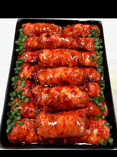 Chicken Swiss Roll - Each