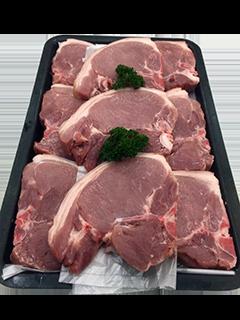 Pork Chops - Per Kg