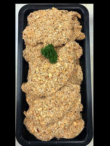 Kentucky Chicken Schnitzel - Per Kg
