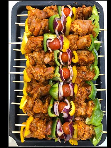Lemon Pepper Chicken Kebab - Each