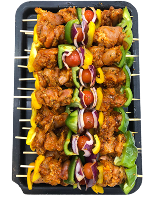 Lemon Pepper Chicken Kebab - Each