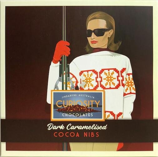DARK CARAMELISED COCOA NIBS