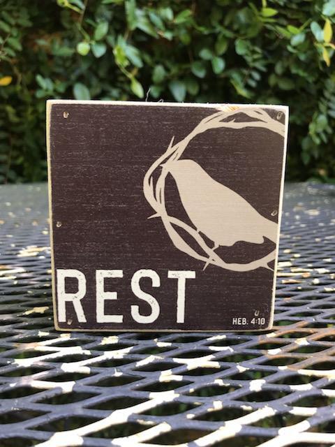 Rest Spirit Block
