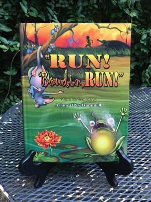Run! Boudin, Run!