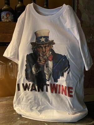 """I Want Wine"""