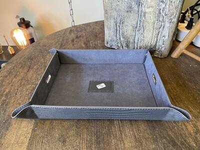 Genuine Throw All Tray. Gray