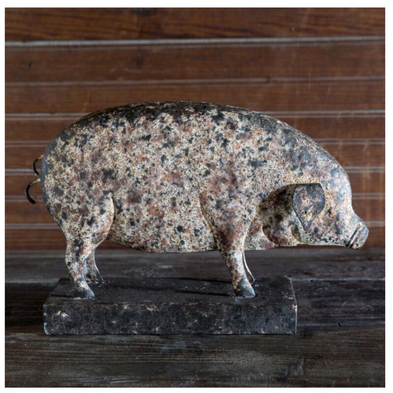 Folk Art Pig