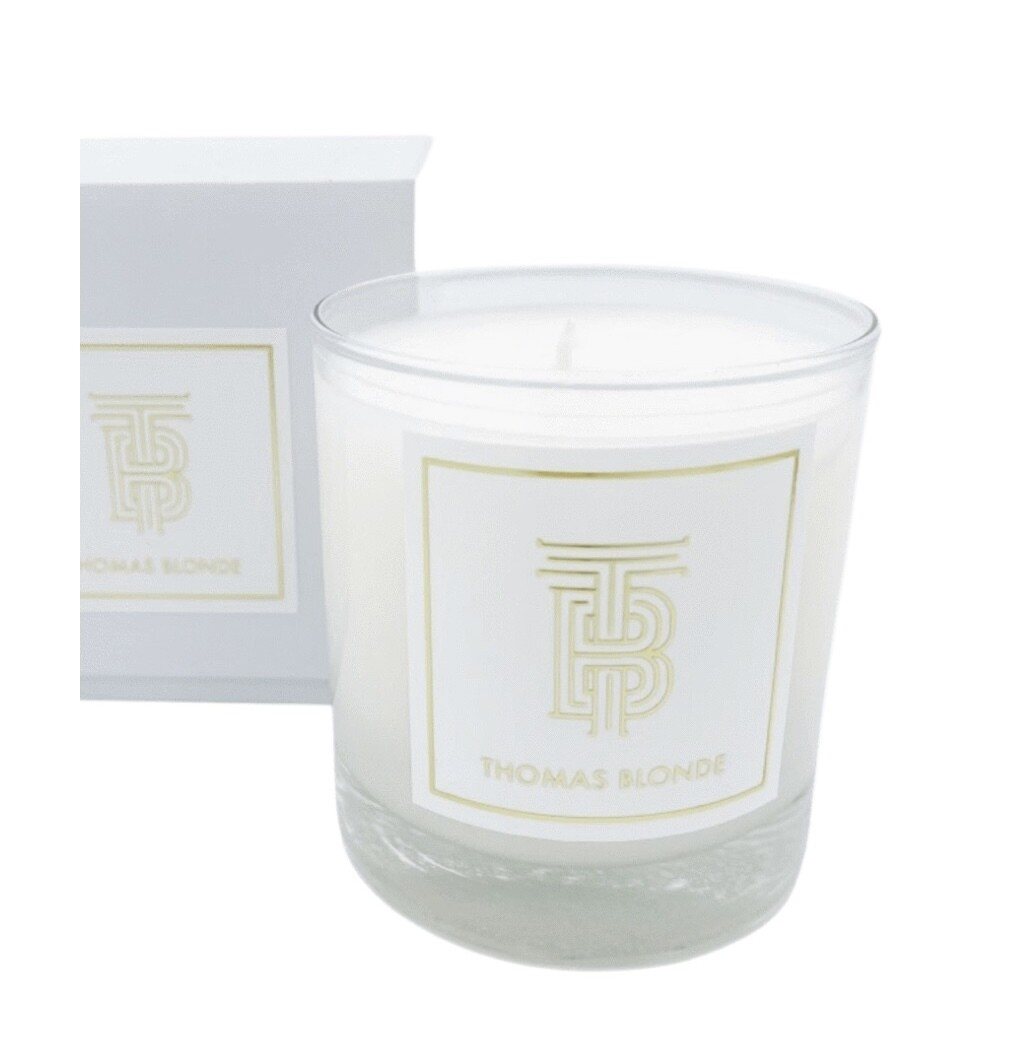 Blonde Candle