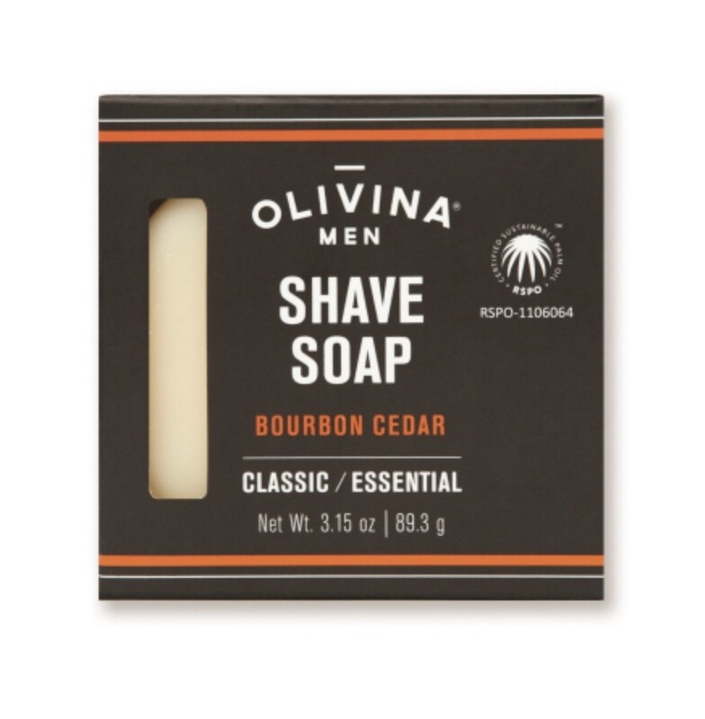Classic shave soap