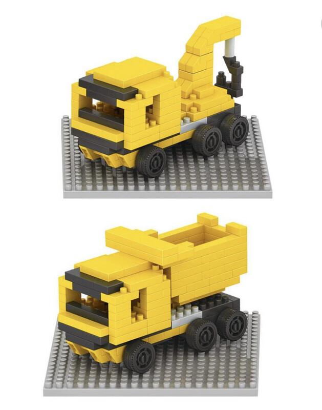 Truck Twist Blocks
