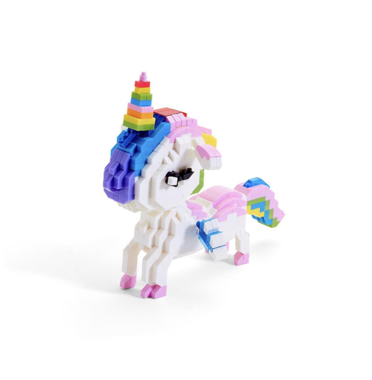 Unicorn Tiny Blocks