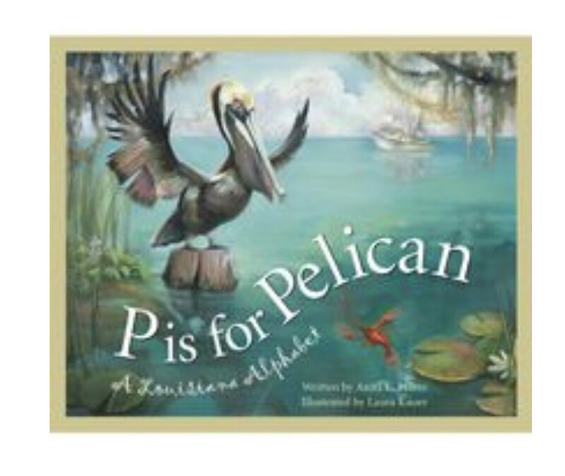 """""""P"""" Is For Pelican"""