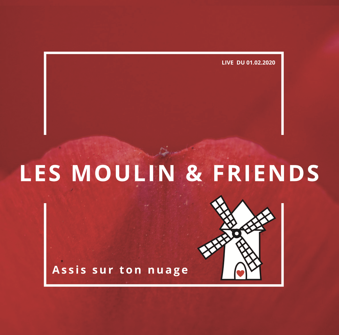 CD Les Moulin & Friends