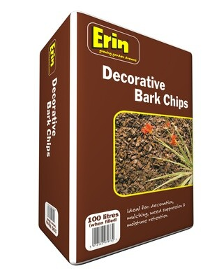 100lt Decorative Bark