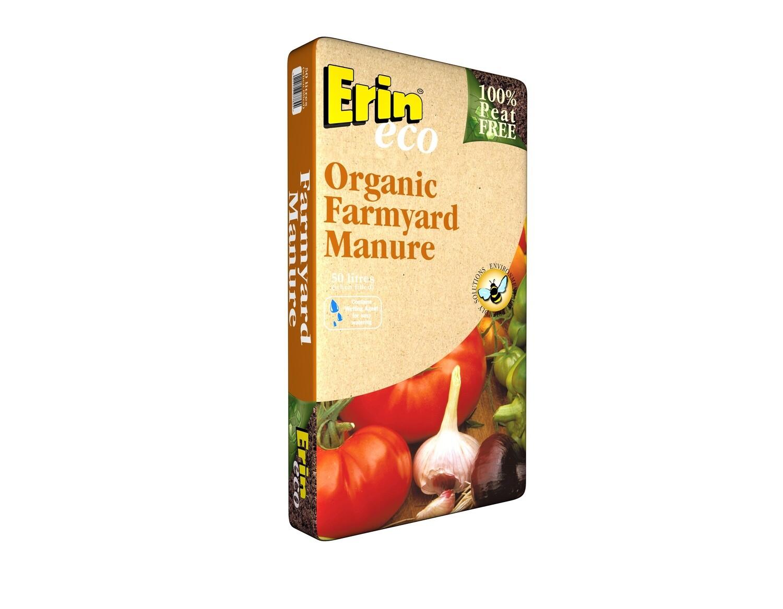50 Litre Farmyard Manure