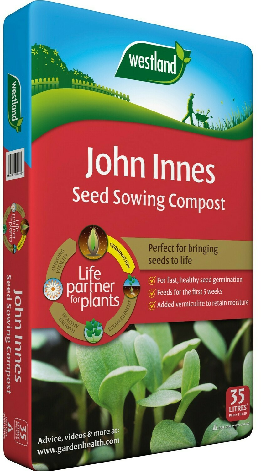 35lt John Innes Seed Sowing Compost