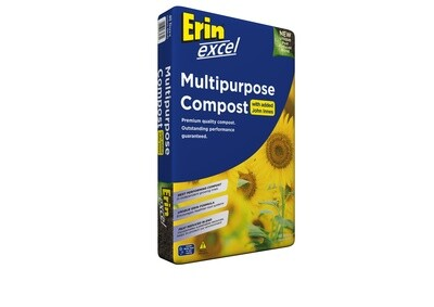 50 Litre Multi Purpose Compost Blended with John Innes