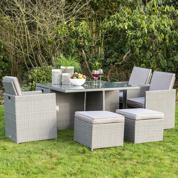 SunStar 4-8 Seater Cube Set