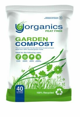 40Lt Peat Free Garden Compost