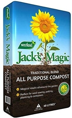 60 Litre Jack's Magic
