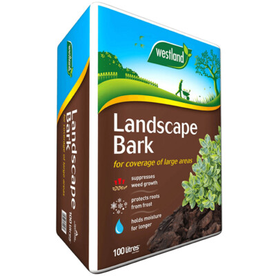 100Lt Landscape Bark