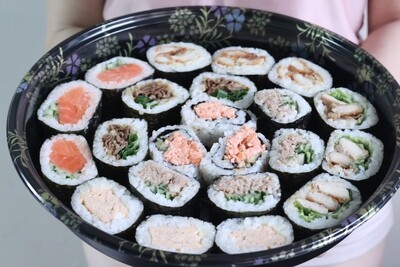 PROMO: RM60 for 4 Sushi Roll