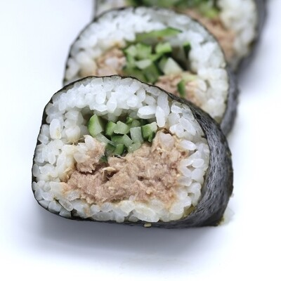 Tuna Mayo Sushi Roll