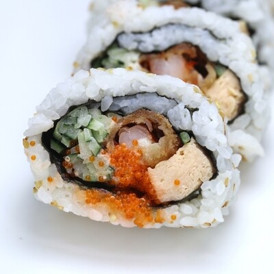 Prawn Katsu Sushi Roll