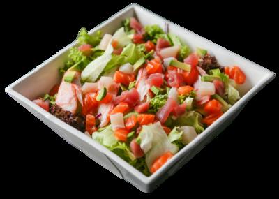 Kani Sashimi Salad