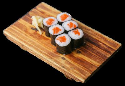 Salmon Hosomaki